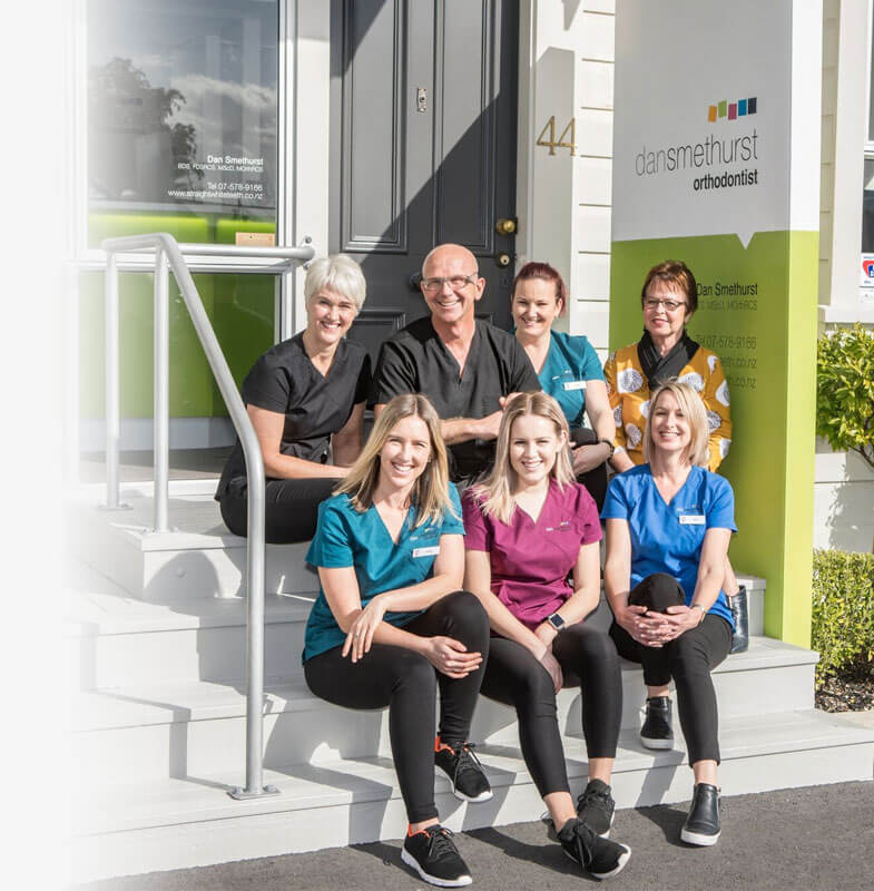 About Dan Smethurst Orthodontist